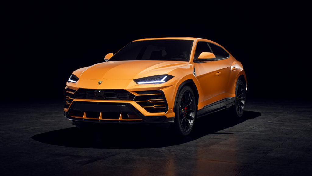 Lamborghini Urus 2019 | CGI