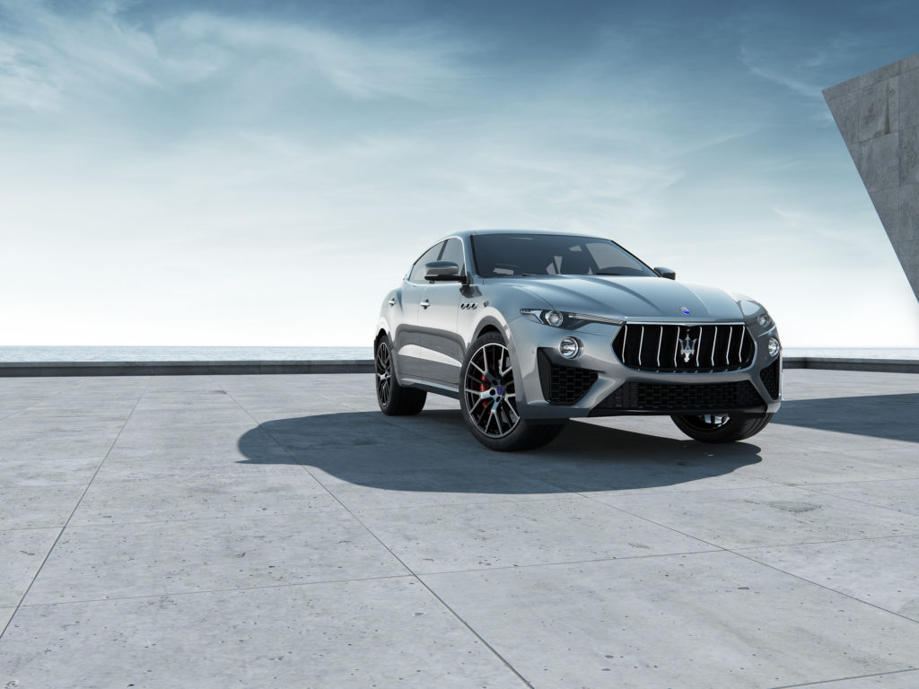 Maserati Levante 2019 | CGI